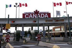 Canada Usa Border