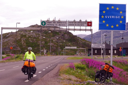 Norway Sweden Border
